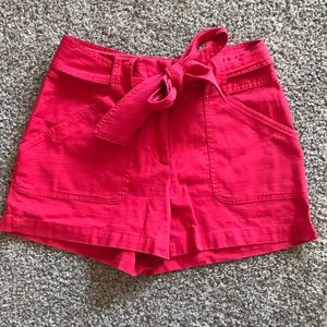 NWT Loft Outlet Tie Shorts